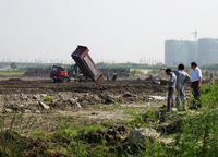 Site Cleanup and Remediation at the former Hangzhou Qingfeng Pesticide and Chemicals Co., Ltd. (representative project of pesticides contaminated soil remediation)